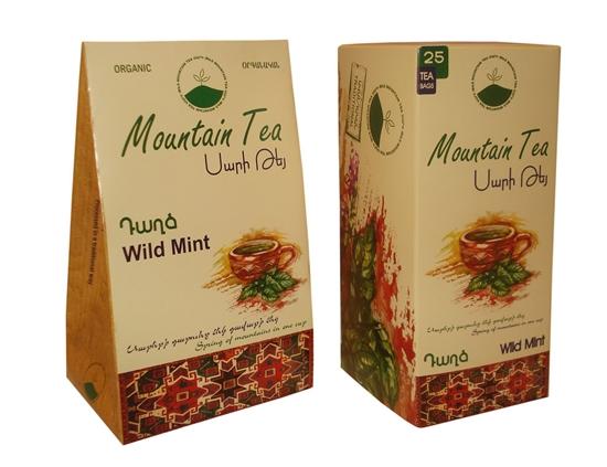 Tea Wild Mint